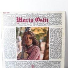 Discos de vinilo: MARÍA OSTIZ (PRIMER LP HISPAVOX 1967). Lote 175259673