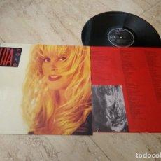 Discos de vinilo: LITA FORD - STILETTO . LP . 1990 RCA GERMANY. Lote 175262292