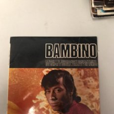 Discos de vinilo: BAMBINO. Lote 175271224