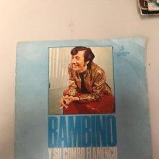 Discos de vinilo: BAMBINO. Lote 175271297
