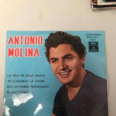 Discos de vinilo: ANTONIO MOLINA. Lote 175272182