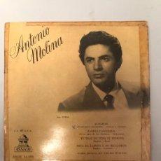 Discos de vinilo: ANTONIO MOLINA. Lote 175272705