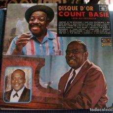 Discos de vinilo: DISQUE D´OR COUNT BASIE. Lote 175283172