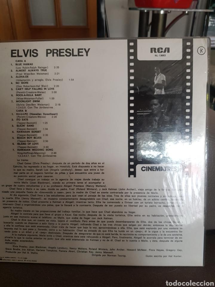 Discos de vinilo: ELVIS PRESLEY LP - Foto 2 - 175284548