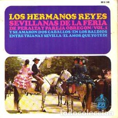 Discos de vinilo: DISCOS (LOS HERMANOS REYES). Lote 175287194