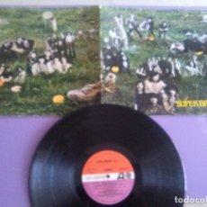 Discos de vinilo: JOYA/RARO.LP.SUPERGRUPOS 1.VARIOS SPAIN SPHATS 421-54.ATLANTIC 1970.LED ZEPPELIN MC5 CACTUS BUFFALO. Lote 175290940