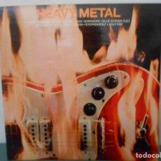 Discos de vinilo: HEAVY METAL - 2 LPS. Lote 175294858