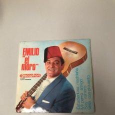 Discos de vinilo: EMILIO EL MORO. Lote 175297430
