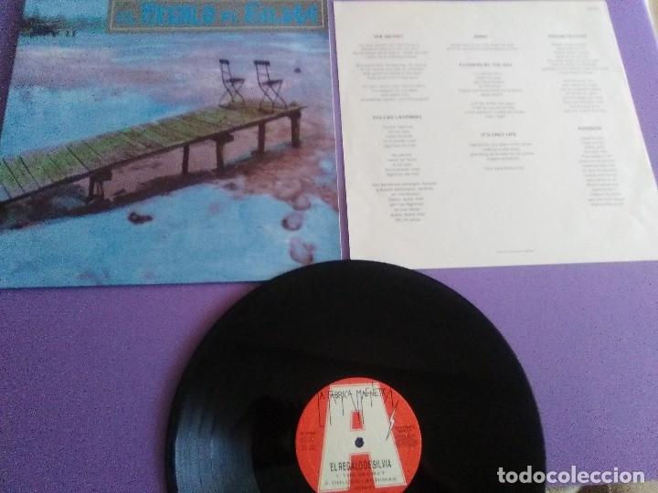 JOYA LP ORIGINAL.EL REGALO DE SILVIA. 914FM37. LA FABRICA MAGNETICA 1991/INDIE/NOISE POP/GALAXIE 500 (Música - Discos - LP Vinilo - Grupos Españoles de los 90 a la actualidad)