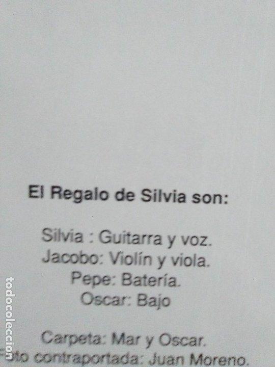 Discos de vinilo: JOYA LP ORIGINAL.EL REGALO DE SILVIA. 914FM37. LA FABRICA MAGNETICA 1991/INDIE/NOISE POP/GALAXIE 500 - Foto 8 - 175298033