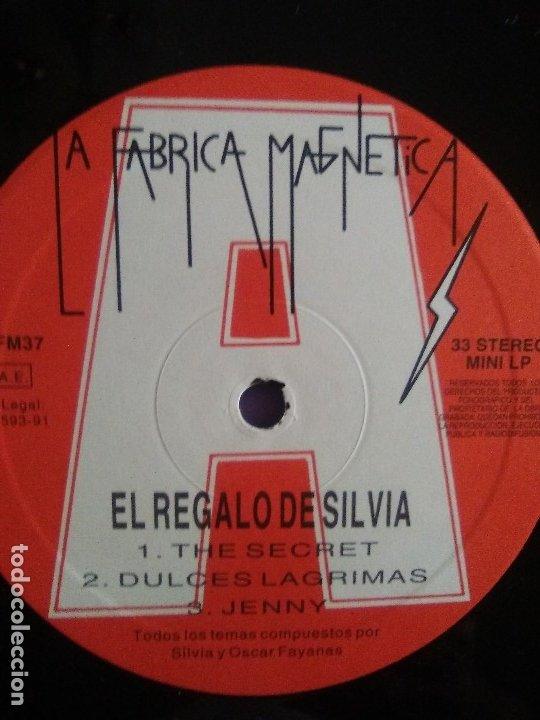 Discos de vinilo: JOYA LP ORIGINAL.EL REGALO DE SILVIA. 914FM37. LA FABRICA MAGNETICA 1991/INDIE/NOISE POP/GALAXIE 500 - Foto 10 - 175298033