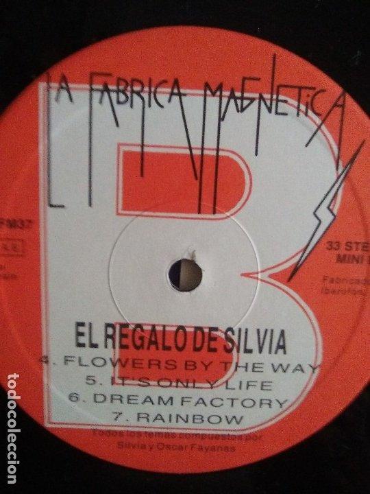 Discos de vinilo: JOYA LP ORIGINAL.EL REGALO DE SILVIA. 914FM37. LA FABRICA MAGNETICA 1991/INDIE/NOISE POP/GALAXIE 500 - Foto 11 - 175298033