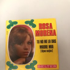 Discos de vinilo: ROSA MORENO. Lote 175301270