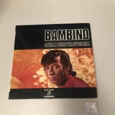 Discos de vinilo: BAMBINO. Lote 175302254