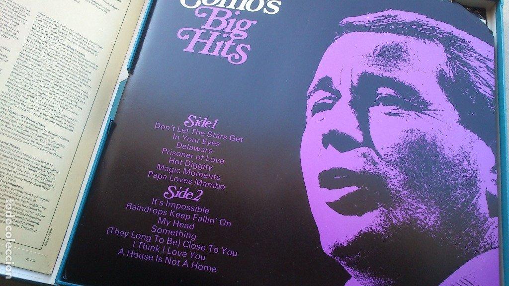 Discos de vinilo: THE BEST OF PERRY COMO - 6 LP - READER'S DIGEST - 1971 - NUEVO - CONSERVA HOJA GARANTÍA - Foto 6 - 175304870