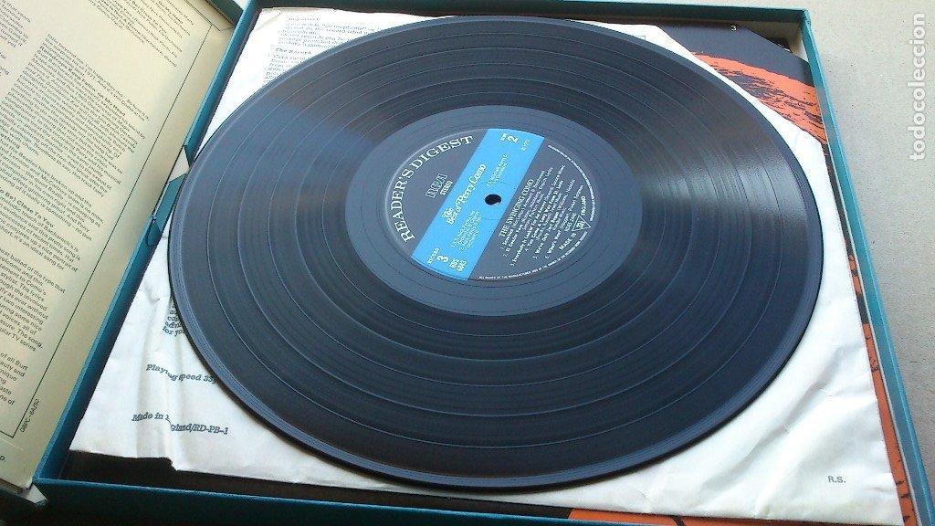 Discos de vinilo: THE BEST OF PERRY COMO - 6 LP - READER'S DIGEST - 1971 - NUEVO - CONSERVA HOJA GARANTÍA - Foto 9 - 175304870