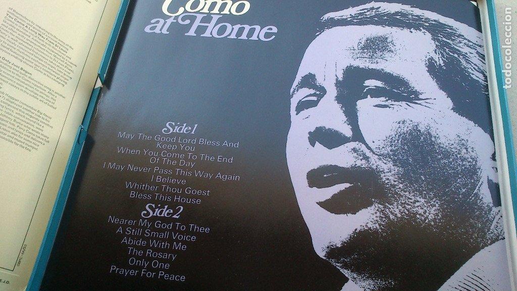 Discos de vinilo: THE BEST OF PERRY COMO - 6 LP - READER'S DIGEST - 1971 - NUEVO - CONSERVA HOJA GARANTÍA - Foto 10 - 175304870