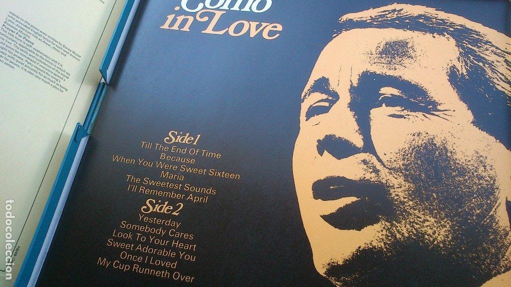 Discos de vinilo: THE BEST OF PERRY COMO - 6 LP - READER'S DIGEST - 1971 - NUEVO - CONSERVA HOJA GARANTÍA - Foto 12 - 175304870