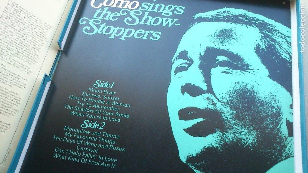 Discos de vinilo: THE BEST OF PERRY COMO - 6 LP - READER'S DIGEST - 1971 - NUEVO - CONSERVA HOJA GARANTÍA - Foto 14 - 175304870