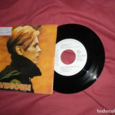 Discos de vinilo: DAVID BOWIE SINGLE SOUND AND VISION ESP 1977 PROMOCIONAL . Lote 175307390