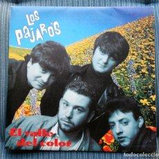 Discos de vinilo: LOS PÁJAROS - EL VALLE DEL COLOR - 1991. Lote 175313672
