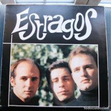 Discos de vinilo: ESTRAGOS. LP VINILO, FUNNY 1990. Lote 175314984