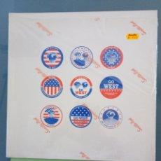 Discos de vinilo: PET SHOP BOYS GO WEST MAXI SINGLE 45 RPM ESPAÑA 1993. Lote 175315393