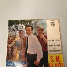 Discos de vinilo: EL VITI. Lote 175324220