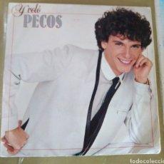 Discos de vinil: PECOS - Y VOLÓ / MADRE. Lote 175329880
