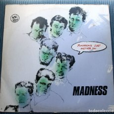Discos de vinilo: MADNESS - TOMORROWS JUST. Lote 175340238