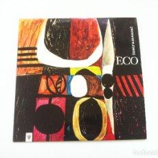 Discos de vinilo: GILBERTO VALDÉS Y SU ORQUESTA – ECO INSTRUMENTAL. Lote 175342720