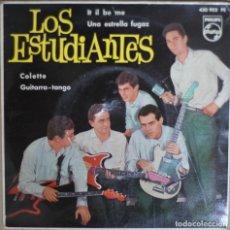 Discos de vinilo: LOS ESTUDIANTES// IT IL BE ME+3//1963//EP//PHILIPS//ESPAÑA//(VG VG). Lote 175351804