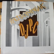 Discos de vinilo: SINGLE PROMOCIONAL DE D.J P.C , INSSOMNIAK (2 VERSIONES). Lote 175359194