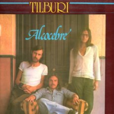 Discos de vinilo: TILBURI ALCOCEBRE 1976 MOVIEPLAY SERIE GONG S-32.872. Lote 175363543
