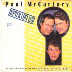 Discos de vinilo: DISCOS (PAUL MCCARTNEY). Lote 175365828