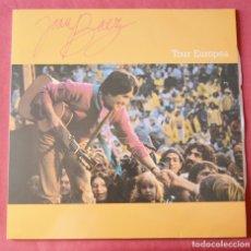 Discos de vinilo: JOAN BAEZ - TOUR EUROPEA - LP. Lote 175392955