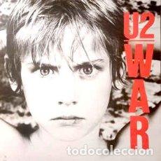 Discos de vinilo: U2 , WAR , ISLAND RECORDS , ISLAND RECORDS, I-205.259 , LP. Lote 175400293