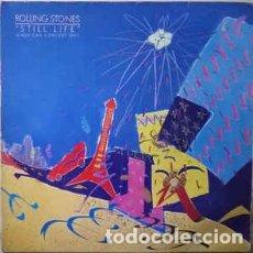 Discos de vinilo: THE ROLLING STONES, STILL LIFE (AMERICAN CONCERT 1981), ROLLING STONES RECORDS, 10C 068-064.804. Lote 175400378