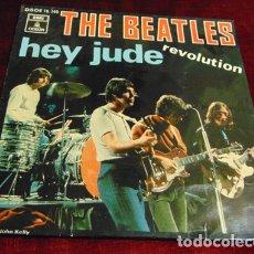 Discos de vinilo: THE BEATLES – HEY JUDE / REVOLUTION - SINGLE 1968. Lote 175403937