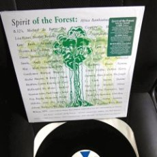 Discos de vinilo: BEATLES RINGO STARR PARTICIPACION MAXI SINGLE ORIGINAL 1989 NUEVO SPIRIT OF THE FOREST . Lote 175412028