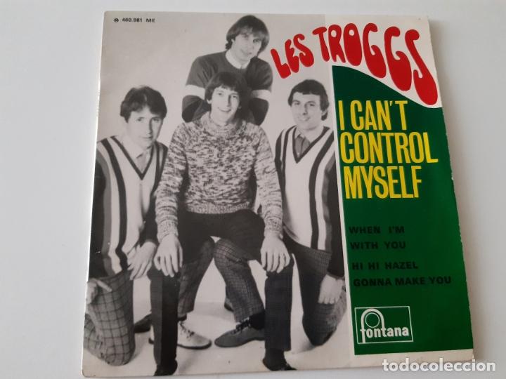 LES TROGGS- I CAN´T CONTROL MYSELF - FRENCH EP 1966. (Música - Discos de Vinilo - EPs - Pop - Rock Internacional de los 50 y 60)
