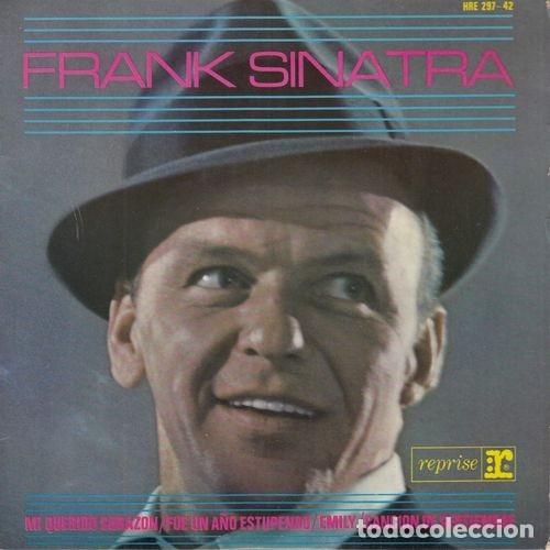 FRANK SINATRA - DEAR HEART - EP DE VINILO EDICION ESPAÑOLA (Música - Discos de Vinilo - EPs - Pop - Rock Extranjero de los 50 y 60)