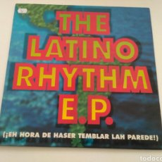 Discos de vinilo: VARIOUS - THE LATINO RHYTHM E.P.. Lote 175439368