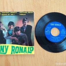 Discos de vinilo: TONY RONALD - SUBMARINO AMARILLO + 3 - EMI EPL 14.297 - AÑO 1966. Lote 175439520