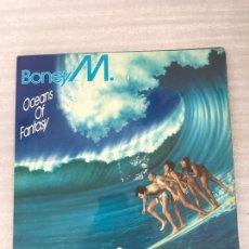 Discos de vinilo: BONEY M. Lote 175439859