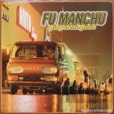 Discos de vinilo: FU MANCHU KING OF THE ROAD. Lote 205658688