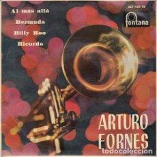 Discos de vinilo: ARTURO FORNES - BILLY BOO - EP DE VINILO EDICION ESPAÑOLA - JAZZ LATINO. Lote 175442630