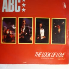 Discos de vinil: ABC-THE LOOK OF LOVE(PARTS ONE,TWO,THREE&FOUR). Lote 175443415