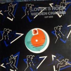Discos de vinilo: HIDDEN CHARMS(3)-LOVER'S ROCK. Lote 175445575