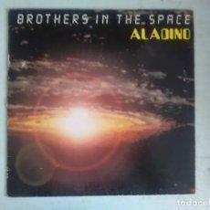 Discos de vinilo: ALADINO BROTHERS IN THE SPACEMAXI MAX MUSIC 1994. Lote 175447807